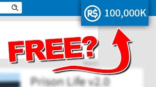 HOW TO GET FREE ROBUX IN ROBLOX!