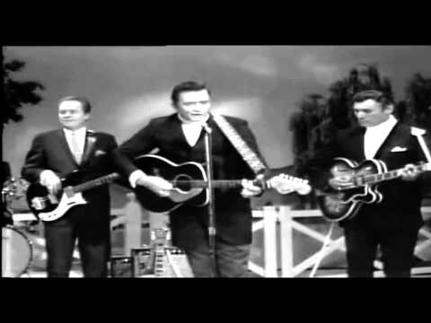 Johnny Cash  Ring of Fire   ReMastered