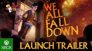 We All Fall Down - We Happy Few DLC Launch Trailer