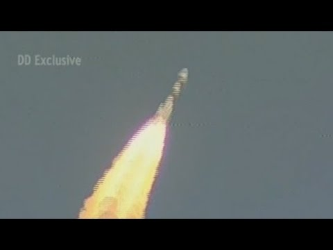 India becomes the first country to reach Mars orbit.