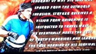Ultimate Mortal Kombat 3 Stryker Ending thumbnail