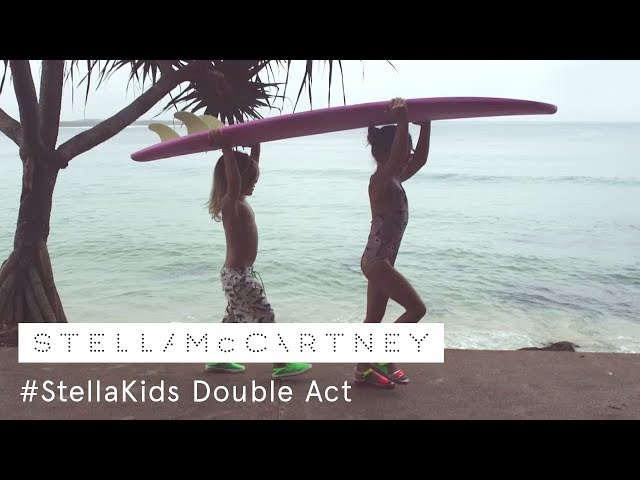 Stella McCartney Kids Double Act | Captain and Sugar