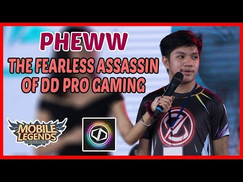 Pheww: The Fearless Assassin of DD Pro Gaming | 1vs4 Fanny Showdown! - Mobile Legends