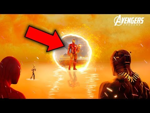 AVENGERS 4 END GAME Trailer 2 Teaser Explicado por Presidente de Marvel Studios