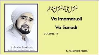 Sholawat Habib Syech -Ya Imamarusli Ya Sanadi - volume 11