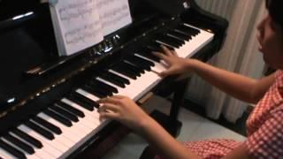 """CONCERTO POUR UNE JEUNE FILLE NOMMÉE """" JE T'AIME """" - Học Viên : Minh Trang - Lớp Nhạc Gioan"""