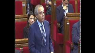 Navarro insta a Mas a que es convoqui la Comissió Bilateral i que hi participin els partits