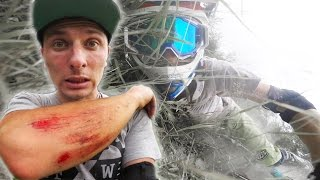 Bikepark Willingen + erster STURZ | Tag 3 | #LYLTRIP2k16 | Felix´s Welt