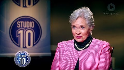 Lee Meriwether Reflects On Her 'Catwoman' Days | Studio 10