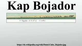 Kap Bojador