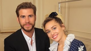 Miley Cyrus Makes First Joint Appearance With Liam Hemsworth Since Rekindling Their Romance