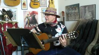 Yossi Bartov - Friends Never Say Goodbye-Vrs.3 - Unplugged (Sir Elton John) - HD