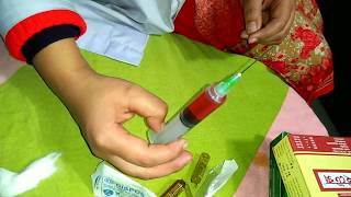 Buttock Injection Indian Clinic.. Woman 17.#anikhealthtips