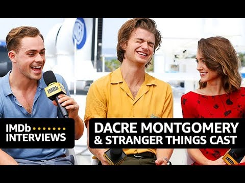 Meet New 'Stranger Things' Star Dacre Montgomery | IMDb EXCLUSIVE