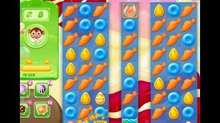 Candy Crush Jelly Saga - LEVEL 334 - 2 OPCIONS ★★★ STARS (No boosters)