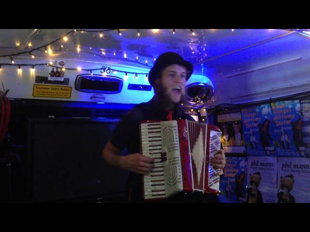 """Halo"" - Beyonce - Strangely's Roaring Accordion Covers 2/25"