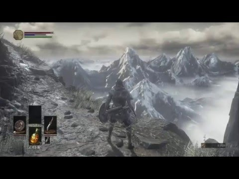 New Dark Souls 3 footage from Fromsoft live stream
