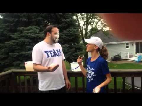 Pies for Parkinson's & ALS Ice Bucket Challenges