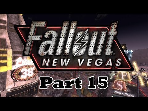 Fallout: New Vegas - Part 15 - Collecting Personality Tapes