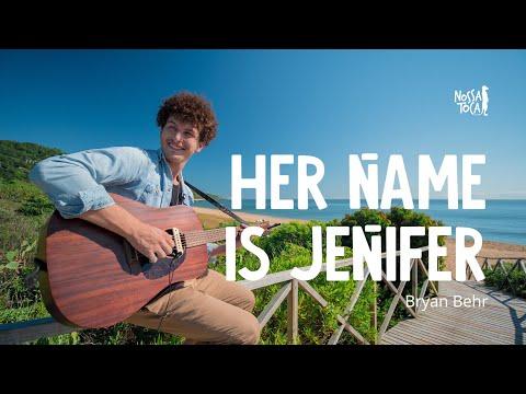 Her Name Is Jenifer - Gabriel Diniz Bryan Behr cover acústico Nossa Toca na Rua