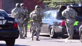 Active shooter in San Bernardino, California