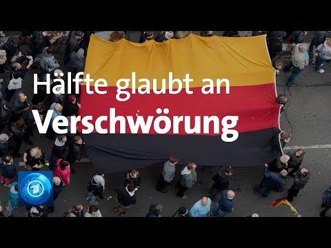 Fast jeder zweite Deutsche meint: Geheime Organisationen beeinflussen die Politik