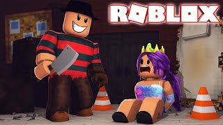 YOUTUBER HORROR STORY ON ROBLOX!