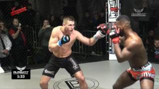 Almighty Fight Night 1 - Fabian Edwards v Igor Puskarskis