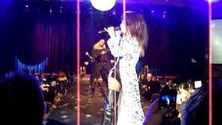 Zelma Davis performs @ Night of 1000 Gowns, NYC