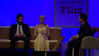 "SBIFF 2017 - Casey Affleck & Michelle Williams Discuss Reception To ""Manchester By The Sea"""