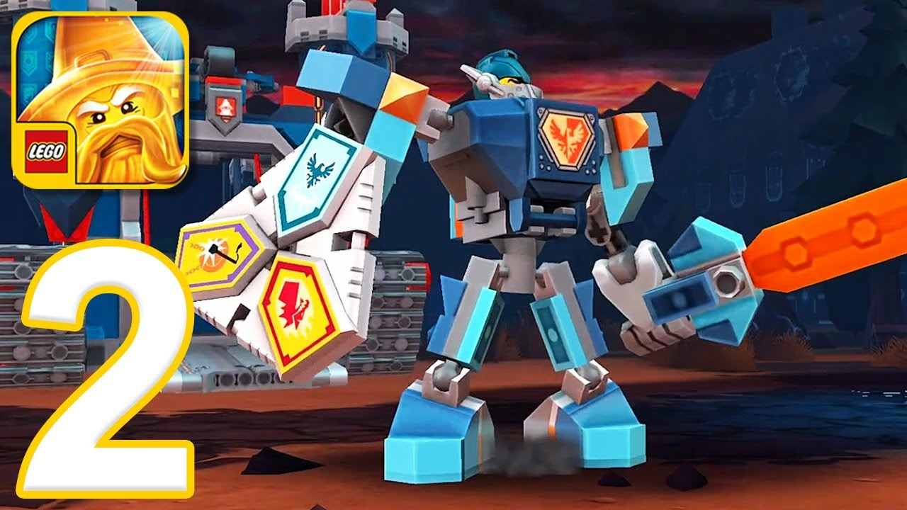 lego nexo knights merlok 2 0 gameplay walkthrough part