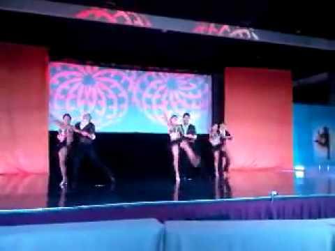 Liz Lira Dance Academy 2013 Salsa Congress Los Ang