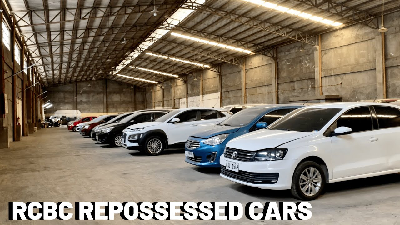 Ps Bank Repossessed Cars Youtube