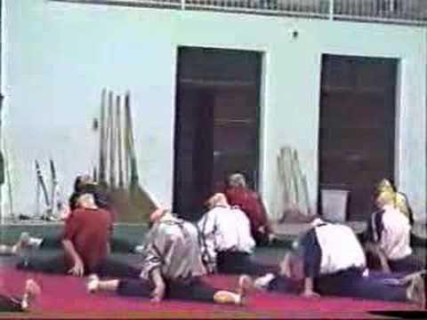 2003 hangzhou training 4