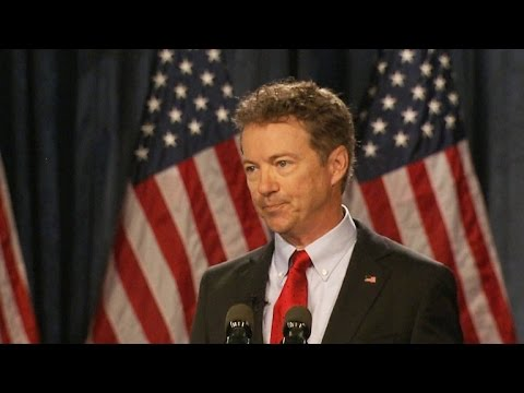 Rand Paul faces intense criticism as 2016 presidential bid begins