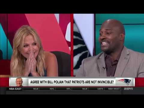 SportsNation | Agree with Bill Polian that Patriots are not invincible? | May 11, 2017