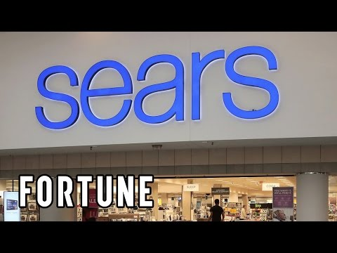 Sears Shares Fall: CEO Calls Out Suppliers I Fortune