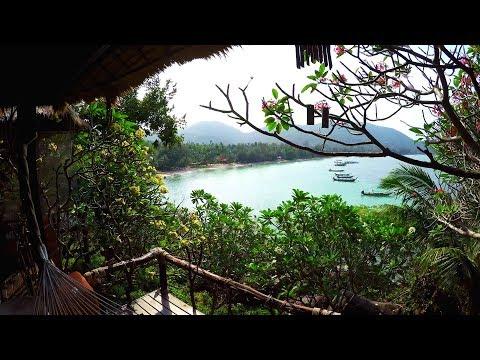 Koh Tao Cabana Resort Deluxe Cottage Ocean View Villa Review