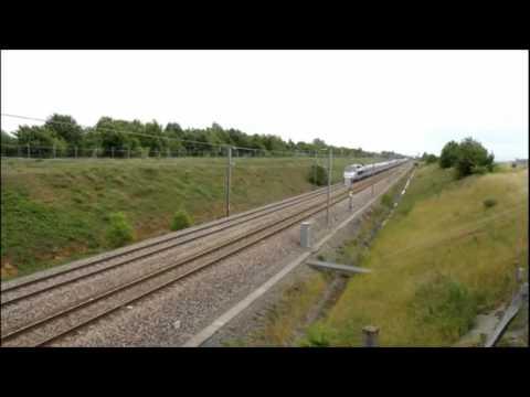TGV VS KTX