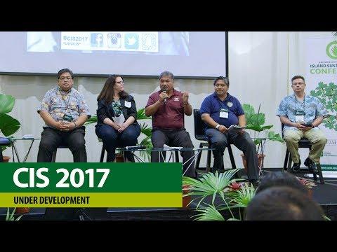 CIS Conference 2017 – Under Development, Plenary Panel