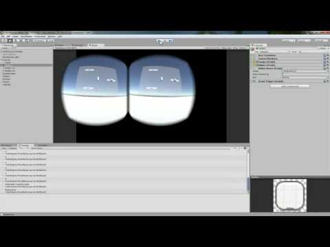 Look Selection with Oculus VR and Unity