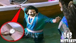 (200 Mistakes)In Baahubali 2 The Conclusion Hindi Movie | Everything Wrong With Baahubali 2 In Hindi