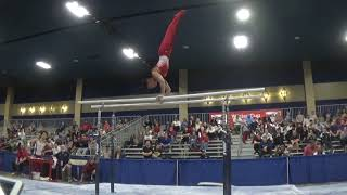 Yul Moldauer - Parallel Bars - 2020 Winter Cup Senior Prelims