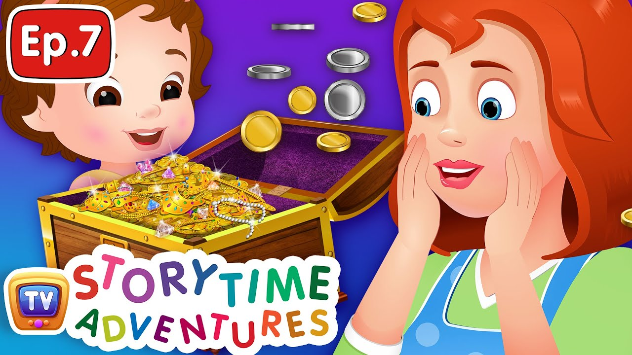 The Little Forest Rangers - Storytime Adventures Ep. 7 - ChuChu TV