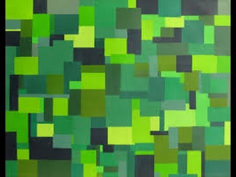 Fifty Shades of...GREEN! - All about COLORS by ART Tv