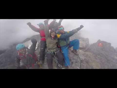 Film Pendek Ekspedisi Cartensz Pyramid Surveyor Indonesia 2016