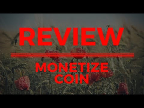 Monetize Coin Review - Legit Or HUGE SCAM?!