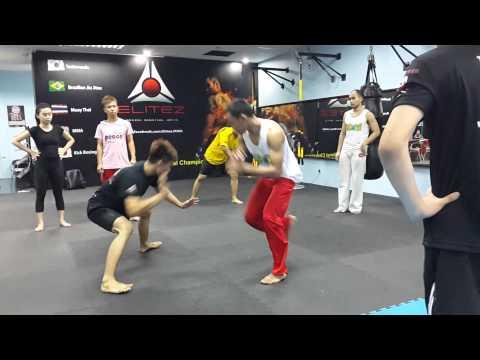 Capoeira Class in KLANG!