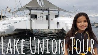 Kid's Perspective: Emma's Lake Union Tour