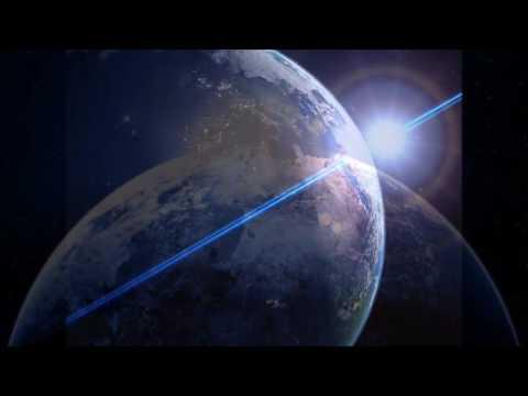 la terre et le soleil